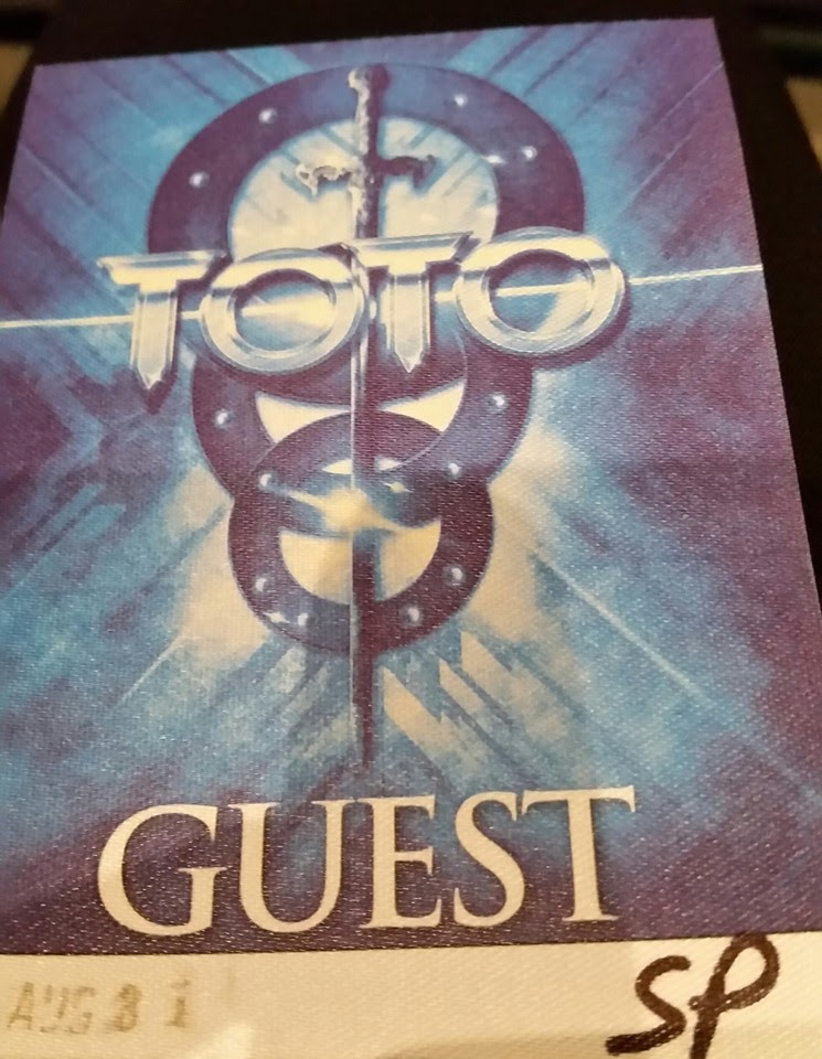 TOTO Guest Pass 8-31-16