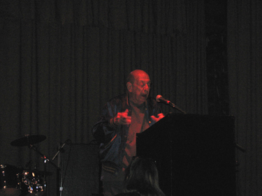 """Murray doing the """"Get Down""""Murray Saul's 80th Birthday Party, May 16, 2008 The Beachland Ballroom"""