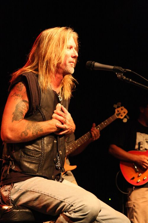 Michael Allman September 6, 2010 The Winchester (Cleveland, OH) Photography: Patrick Joreski